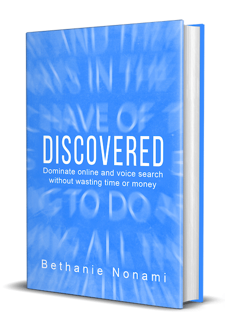 Sources | Discovered Book by Bethanie Nonami