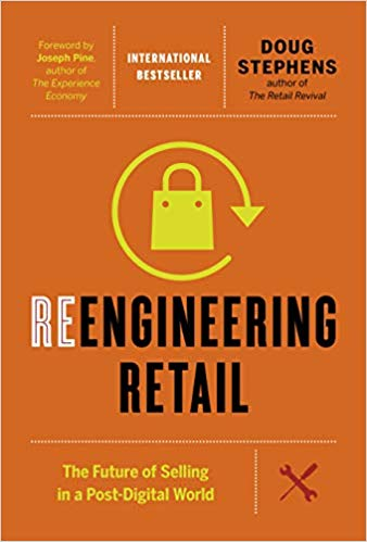 Talk to Discovered Book Reengineering Retail