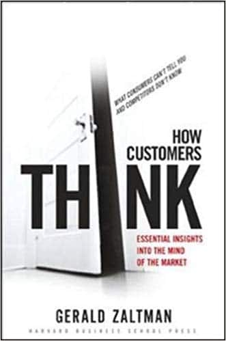 Talk to Discovered Book How Customers Think