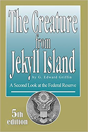 Talk to Discovered Book Jekyll Island Craziness