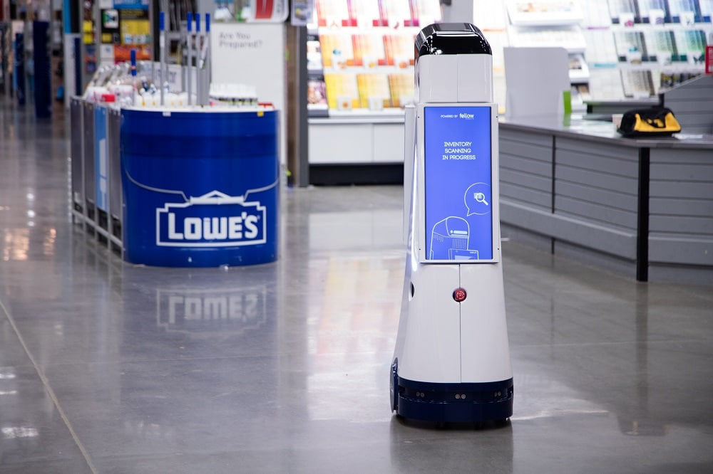 Talk to Discovered Book Lowes Lowebot